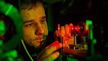 Quantum Physics Researcher